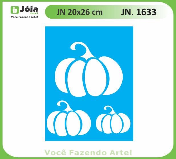Stencil JN 1633