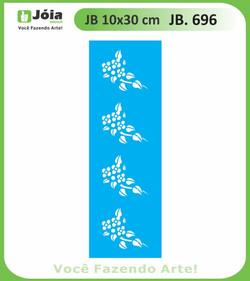 Stencil JB 696