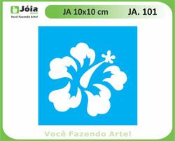 stencil JA 101