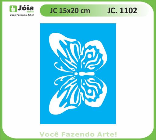 stencil JC 1102