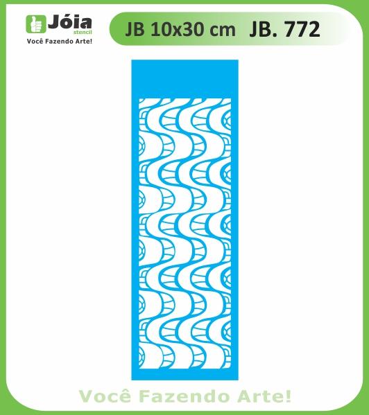 Stencil JB 772
