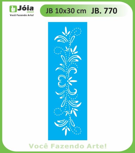Stencil JB 770