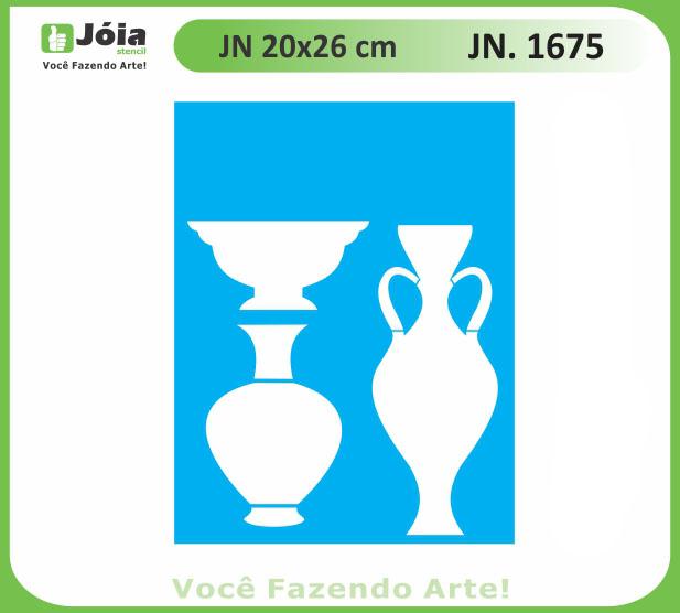 Stencil JN 1675