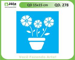 stencil QD 278