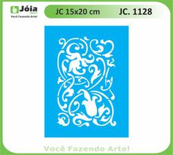stencil JC 1128