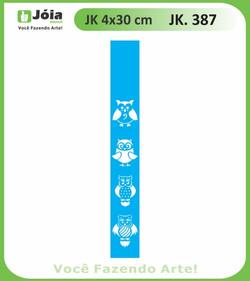 Stencil JK 387