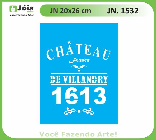 Stencil JN 1532