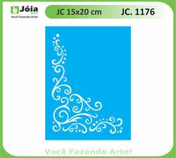 stencil JC 1176