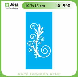Stencil JX 590
