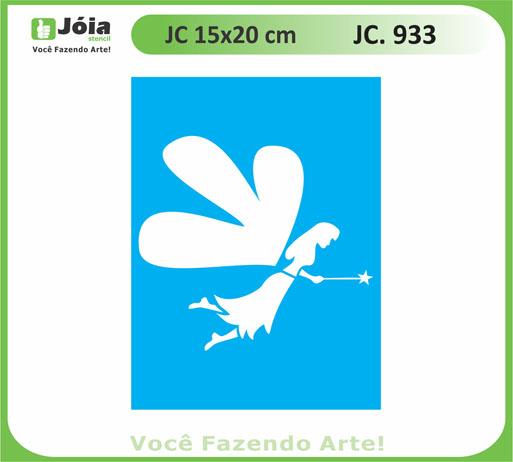 stencil JC 933