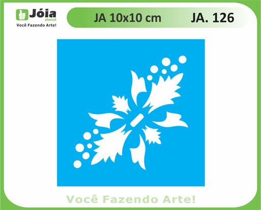 stencil JA 126