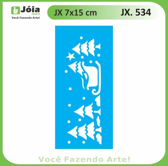 Stencil JX 534