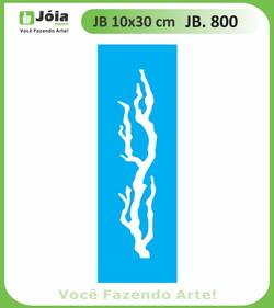 Stencil JB 800