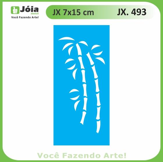 Stencil JX 493