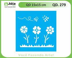 stencil QD 279