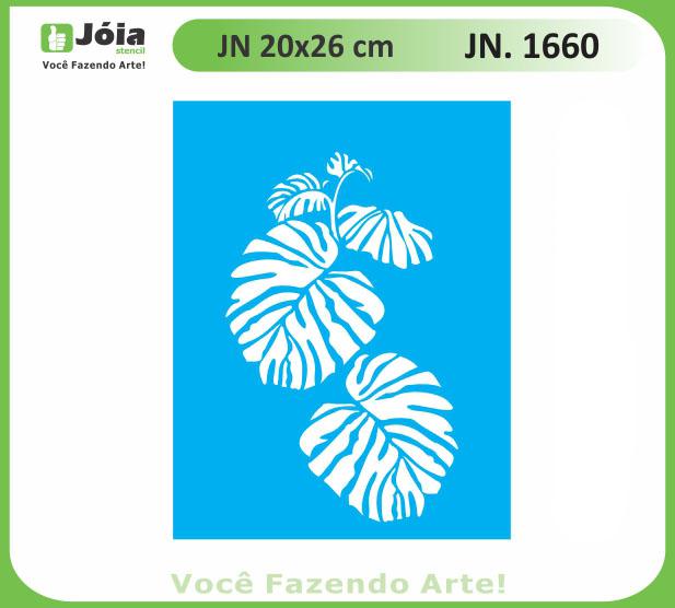 Stencil JN 1660