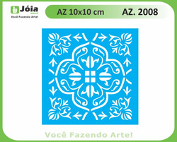 Stencil AZ 2008