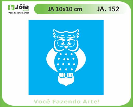 stencil JA 152