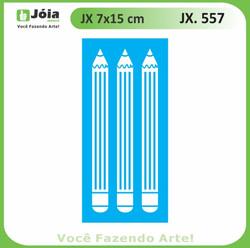 Stencil JX 557