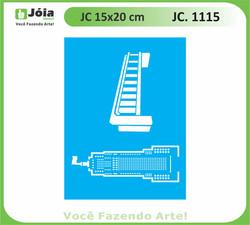 stencil JC 1115