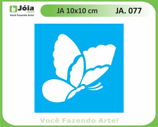stencil JA 077