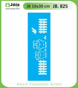 Stencil JB 825