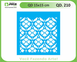 stencil QD 210