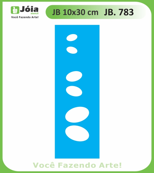 Stencil JB 783