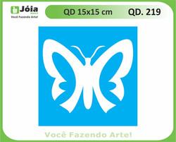 stencil QD 219