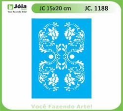 stencil JC 1188