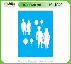 stencil JC 1049