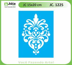stencil JC 1225