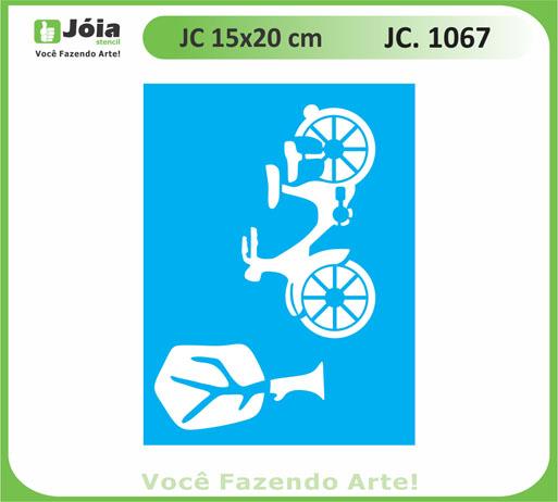 stencil JC 1067