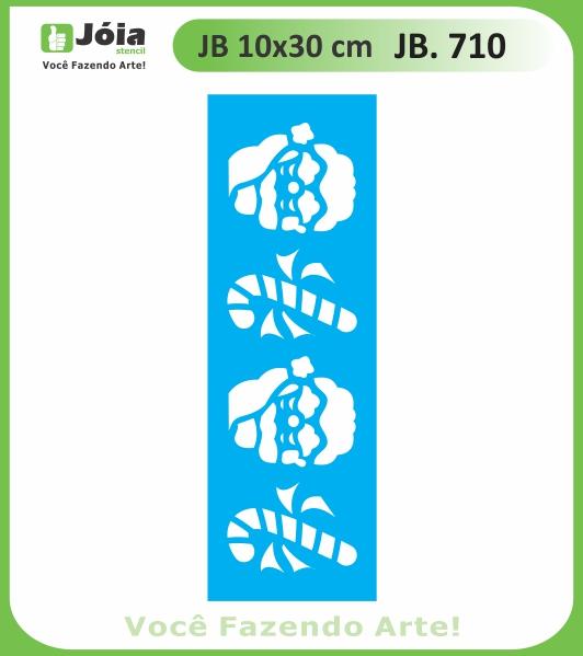 Stencil JB 710