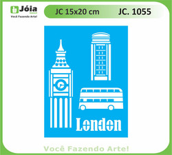 stencil JC 1055