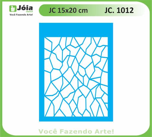 stencil JC 1012