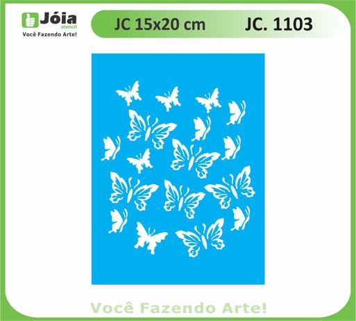 stencil JC 1103