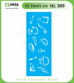 Stencil HJ 309