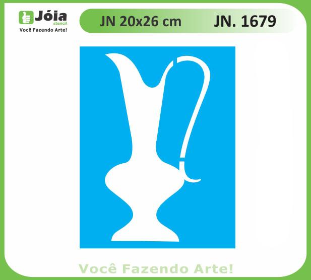 Stencil JN 1679