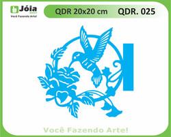 stencil QDR 025