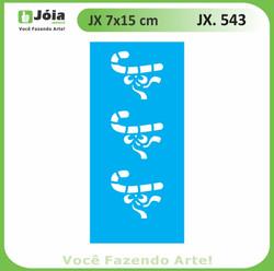 Stencil JX 543
