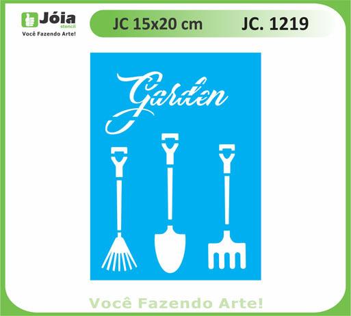 stencil JC 1219