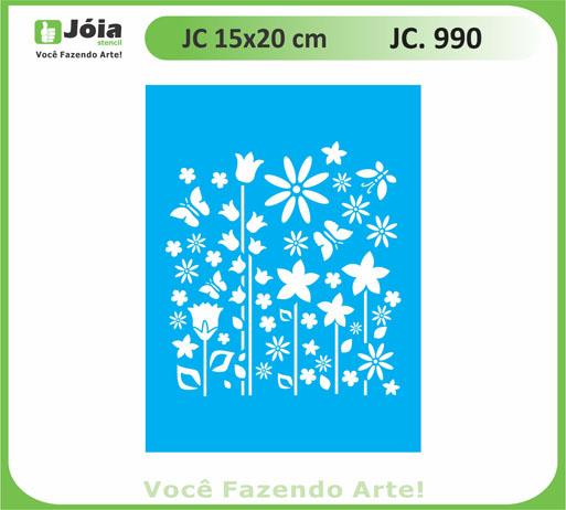 stencil JC 990