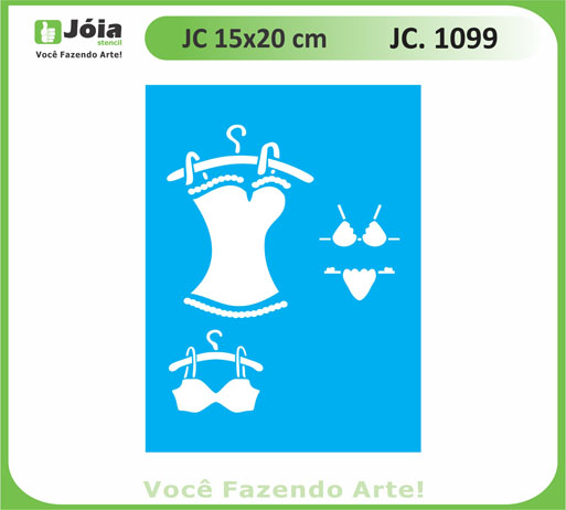 stencil JC 1099