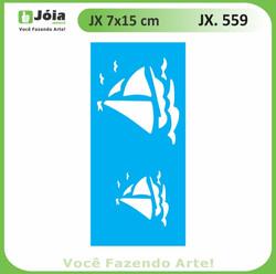 Stencil JX 559