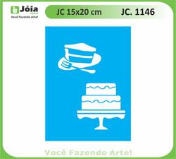 stencil JC 1146