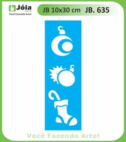 Stencil JB 635