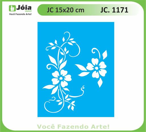stencil JC 1171