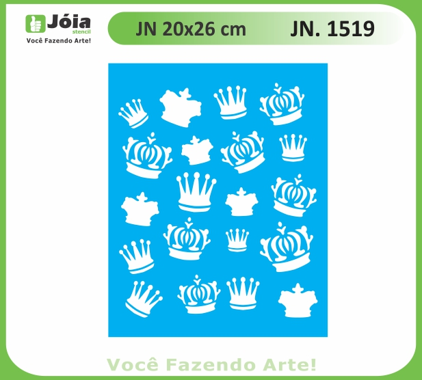 Stencil JN 1519