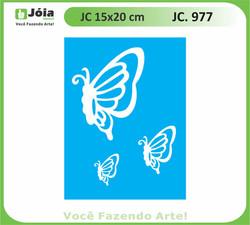 stencil JC 977